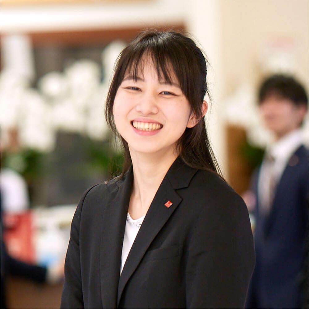 山下 紗季インタビューサムネイル画像
