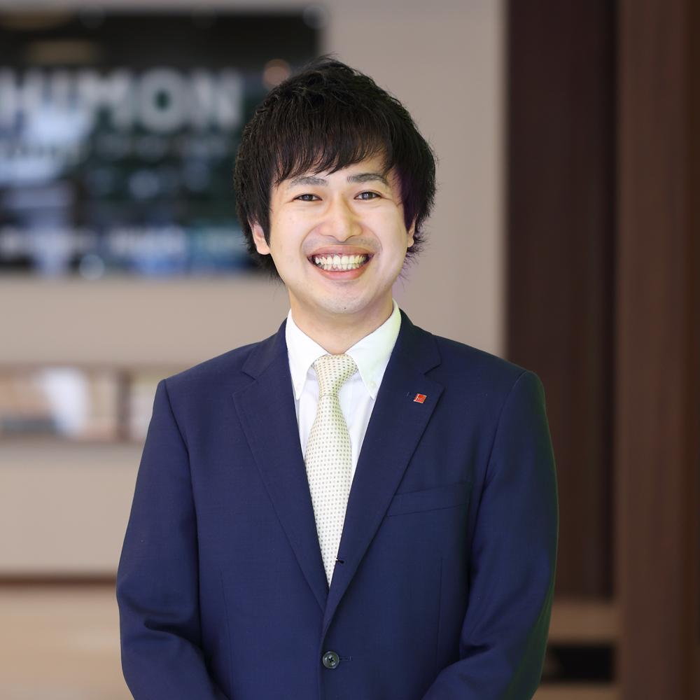 小島 健司郎インタビューサムネイル画像